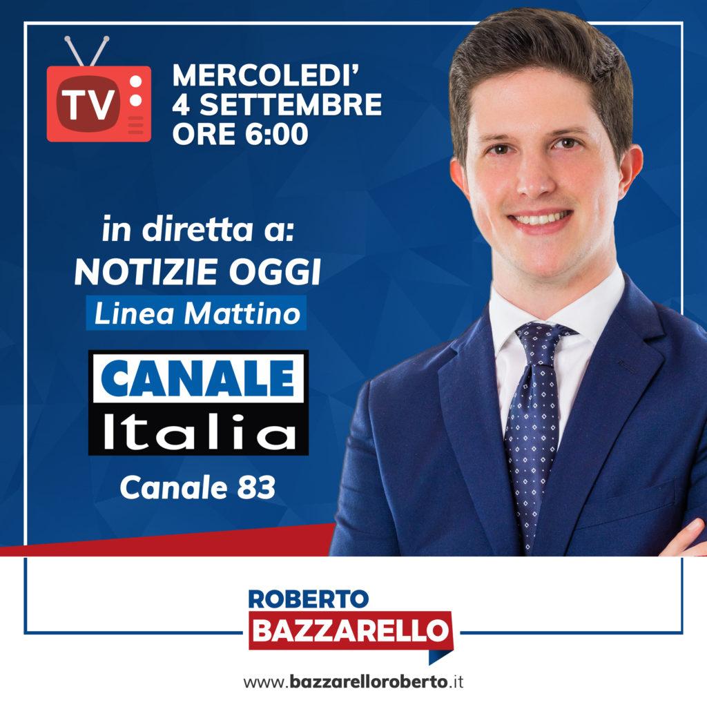 Diretta TV a Canale Italia